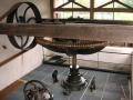 Production Hydroélectrique d'un ancien moulin à Tocane